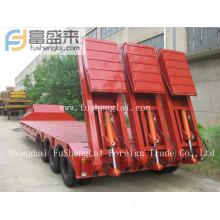 Heavy haul trailers, Goldhofer tieflader, Spmt trailer
