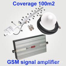 Nuevo Modelo GSM 900MHz 2g 27dBm Cubierta 1000sqm Señal Móvil Repetidor GSM