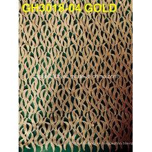 Высококачественная швейцарская дешевая французская вышивка Гипюр африканской кружевной ткани