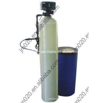 Ablandador manual manual automático de agua de Manchanical para el tratamiento del agua