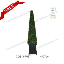 4FT Wholesale Potted Flower Garden Decoration Artificial Plants