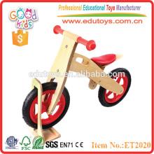 """12 """"EVA Räder Ausgewogenes Holz Fahrrad EN71 Standard"""