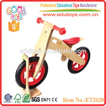 "12 ""EVA Wheels Balanced Wooden Bicycle EN71 Standard"