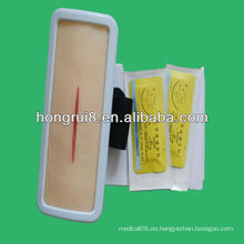 Suture Training Pad, Advanced Skill Suturas quirúrgicas