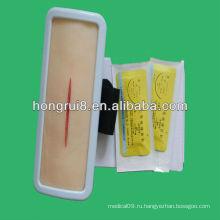 Шовная тренировочная подушка, Усовершенствованный навык Хирургические швы