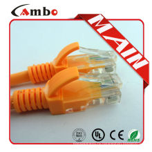 Cambo Лучшая цена Cat5e Cat6 ethernet cable 1m