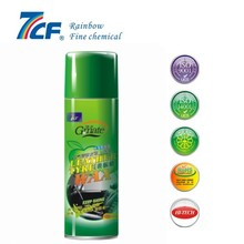 aerosol spray car wax