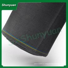 18*16 Mesh PVC Coated Fiberglass Insect Screen Window netting