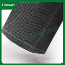 18 * 16 malha PVC revestido de fibra de vidro inseto tela rede de janelas