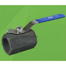 1 PC Hexagonal 2000 Psi Carbon Steel Threaded Ball Valve (Q11F)