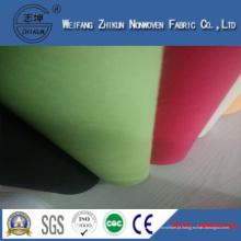 Polipropileno Spunbond Tecido Não Tecido de Bolsas (colorido)