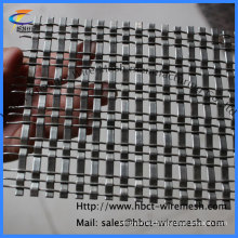 Woven Crimped Wire Mesh