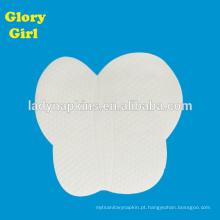 Almofada de suor de alta qualidade algodão pessoal axila de algodão