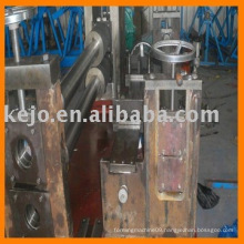 8 tons hydraulic uncoiler