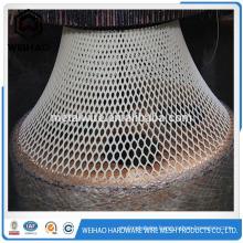 hdpe Plastic Trellis/HDPE Mesh/Geonet