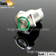 L16-F/M1/S LED Metal Push Button Switch