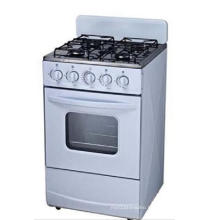 50*50 Cheap Price Freestanding Gas Oven with 4 Burners