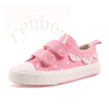 New Arriving Popular Children′s Canvas Shoes