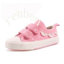 Novos sapatos de lona populares para crianças