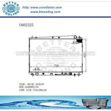 Radiador Para TOYOTA 164000A170 AVALON 00-02 Fabricante y Venta Directa