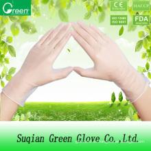 Fabricantes de guantes de mano de vinilo en China
