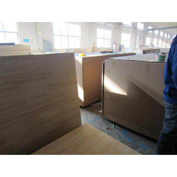 Radiata Pine Edge Pegado Panel Factory de China Luli Group