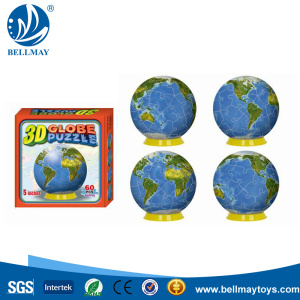 Customized 3D Ball Puzzle Toys DIY Accept OEM Order