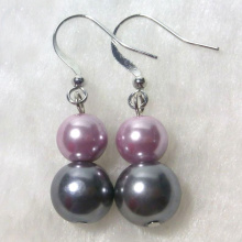 Nickelfri Pearl Drop Earrings