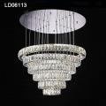 crystal lighting fixtures chandelier hot sell wedding lighting