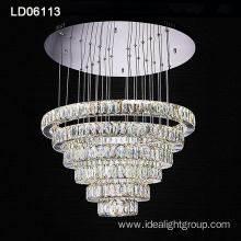 crystal lighting fixtures chandelier hot sell wedding lighting