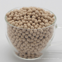 ISO9001-2008 Molecular Sieve 4A con excelente adsorción de agua