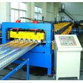 Folhas do Decking do assoalho Roll que dá forma à máquina