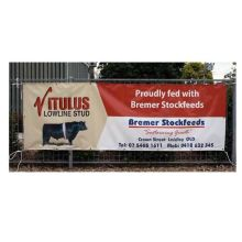 Large Display PVC Banner for Outdoor Events