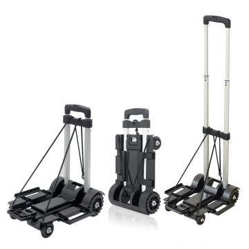 Folding Trolley Cart Hand Truck Aluminum Alloy