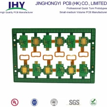 4-layer FPC+FR4 Rigid-flexibe PCB Circuit Board