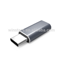 Type C mode to Micro-B Female,USB 2.0 high-speed supports up to 480 Mbps data rate