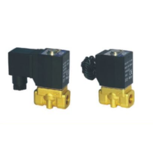 Fluid control valves 2KW series direct acting 2/2 way solenoid ways
