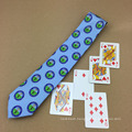 Men Print Silk Neckties