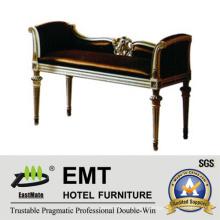 Hotel Bedroom Furniture Bed End Stool (EMT-BS01)