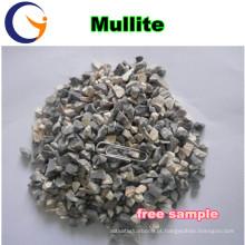 Pó de mullita sinterizado para abrasivos e mullite refratário / sinterizado
