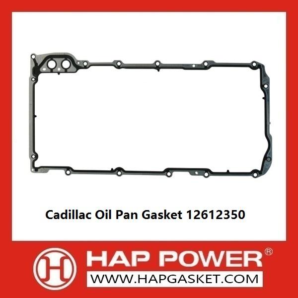 Cadillac Oil Pan Gasket 12612350