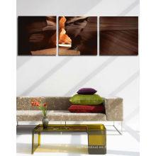 123 impresiones del arte de la lona del arte fijado para la decoración casera