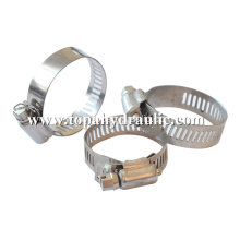 Hose clamp stainless steel tube band clamp