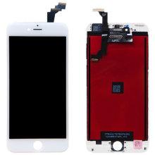 Accesorio de teléfono móvil Pantalla LCD para iPhone 6 Negro y Blanco