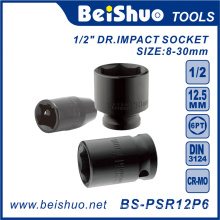 "1/2""Drive Impact Socket for Heavy Duty Hand Tool"