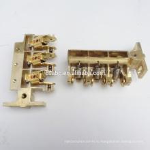 отрасли мотор используется медный держатель щетки углерода 3(12.5*32)