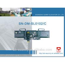 Mecanismo de porta automático, drive vvvf, sistemas de porta deslizante automática, porta automática operador/SN-DM-SL0102C