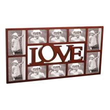 Wooden Love Multiple Frame for Gallery