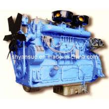 50kW - дизельный двигатель 880kw / Skoda дизельный двигатель для генератора набор (6135BZLD)