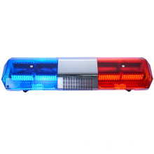 1.2 metre 100W super bright full size LED emergency warning light bar;police warning signal light bar;vehicle car light bar